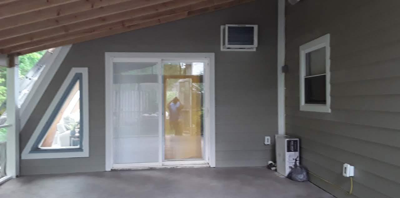 Screened-In Porch Addition – Fairfax, VA