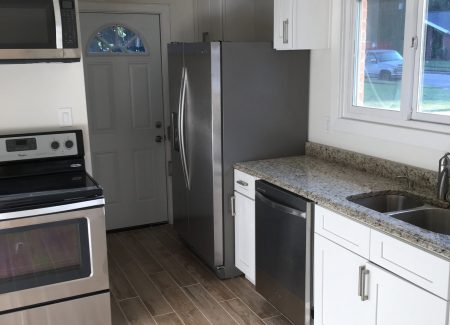 Kitchen Remodel – Whole House Remodel