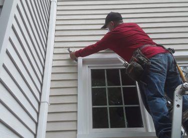 Leaky Window – Burke, VA