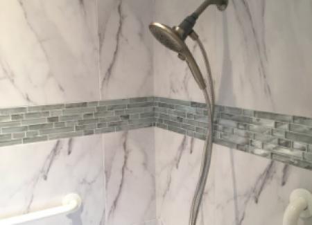 Bathroom remodel – Fairfax, VA