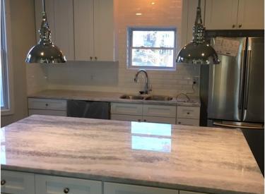 White Kitchen Remodel – DC Metro